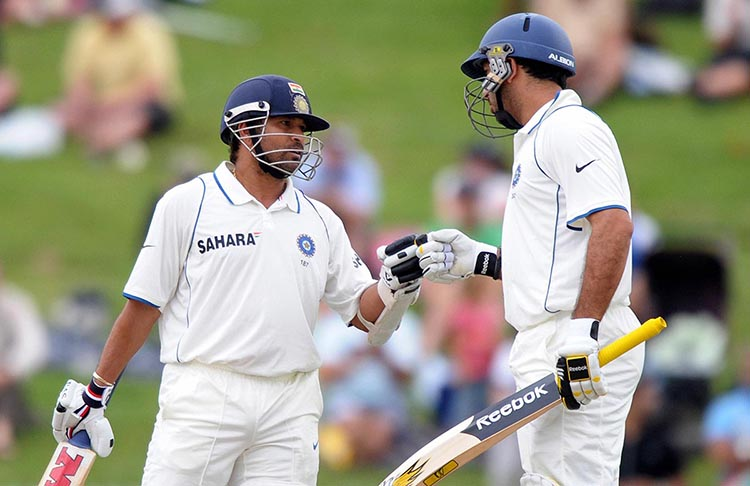 The highest successful run chase of India in Home Tests