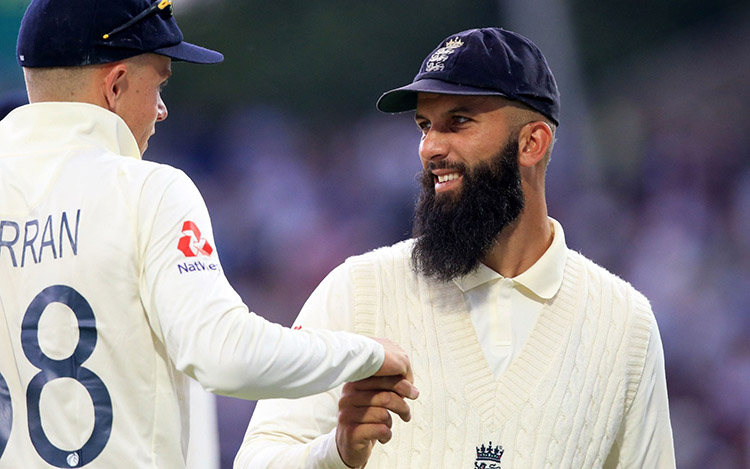 The Unnamed Perpetrator of Moeen Ali