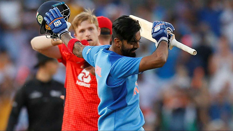 KL Rahul has been given A Category contract