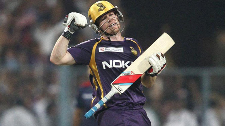 Eoin Morgan IPL Career