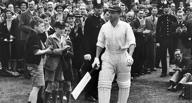 Don Bradman (Australia) – 4000 Test Runs in 48 innings