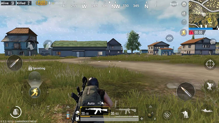 Recognize the sound location before it comes on the mini-map