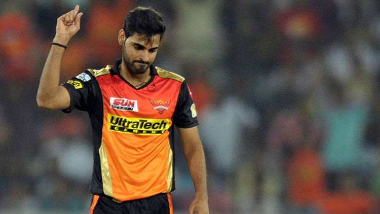 Bhuvaneshwar Kumar (Sunrisers Hyderabad)