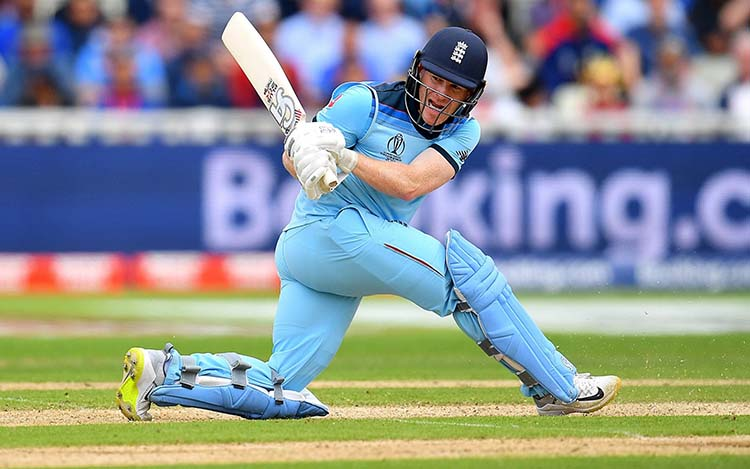 Who is Eoin Morgan?