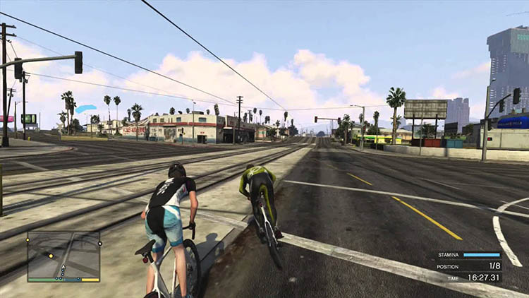 Here's why you should frequently swim in GTA 5