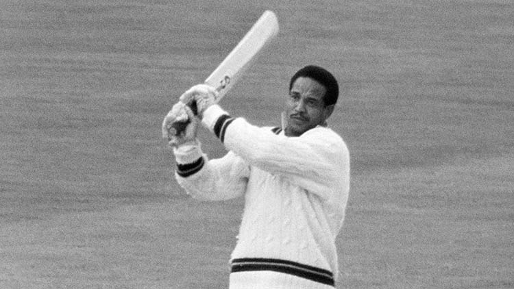 Sir Garfield Sobers - Nottinghamshire - 1968