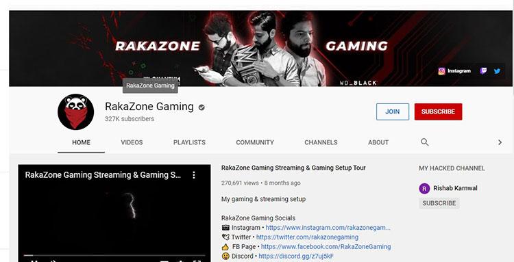 Rakazone Gaming