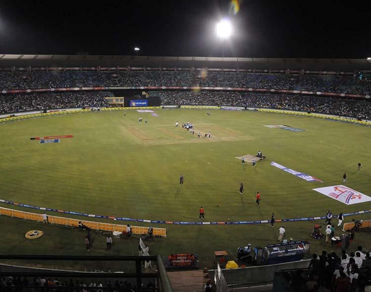 IPL Venues - Shaheed Veer Narayan Singh International Cricket Stadium