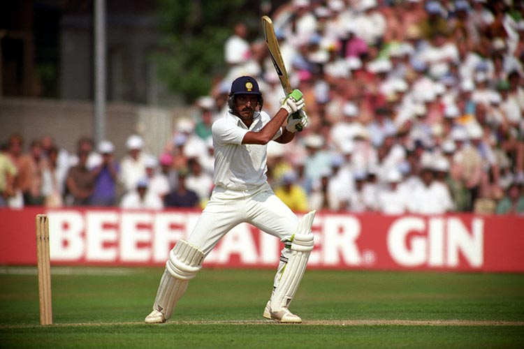 Ravi Shastri - Bombay -  1985