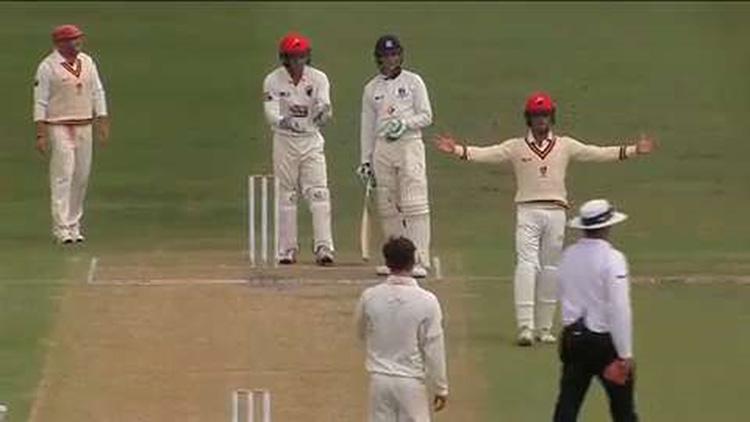 Hitting the ball twice