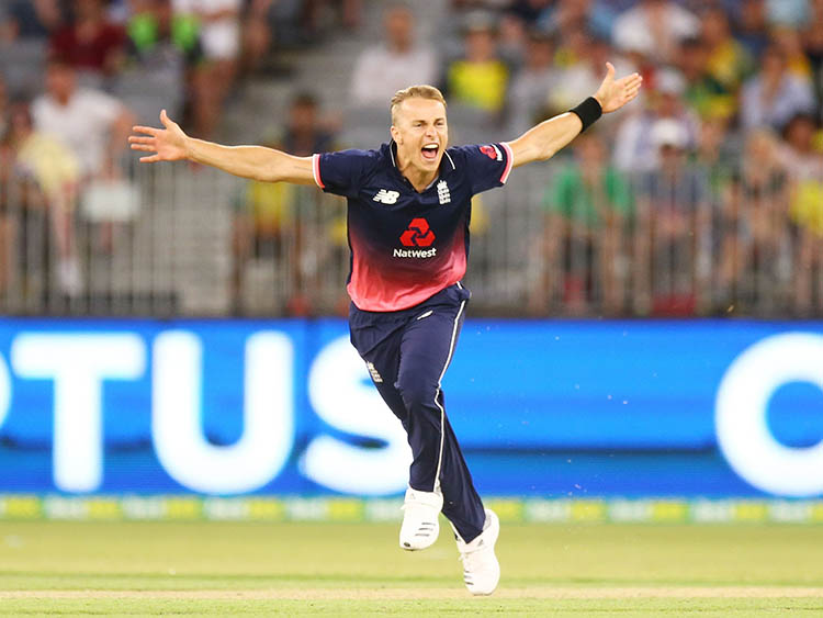 Tom Curran - England