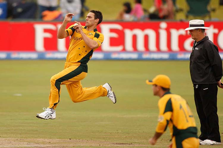 Mitchell Johnson - Australia