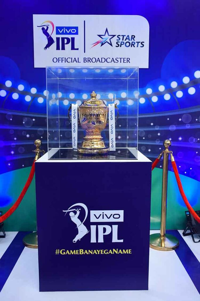 The Brand value of the IPL business model