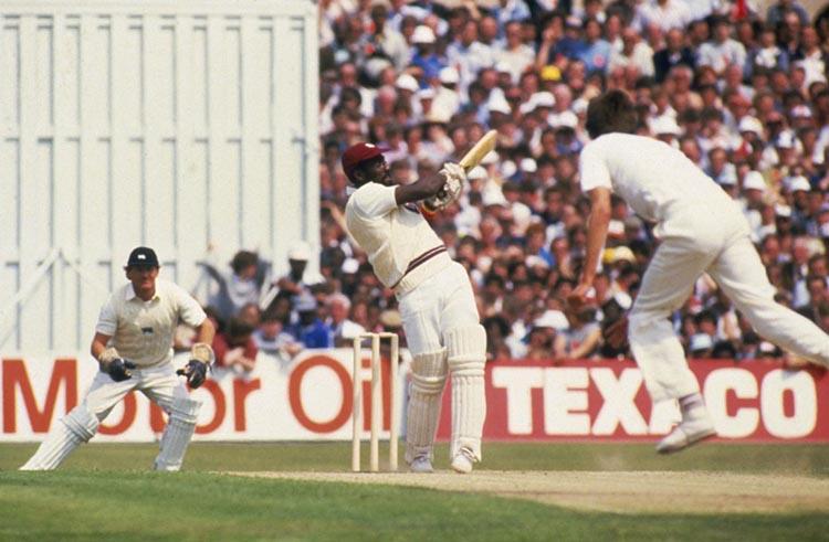 Sir Vivian Richards - 189* runs - vs England - 1984