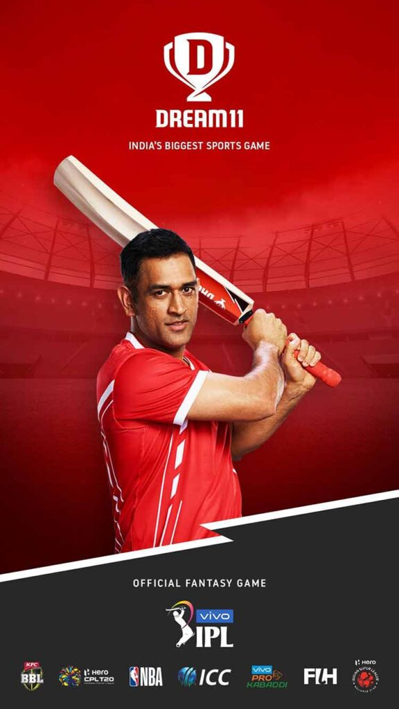 Dream11 plays a huge role in promoting fantasy sports