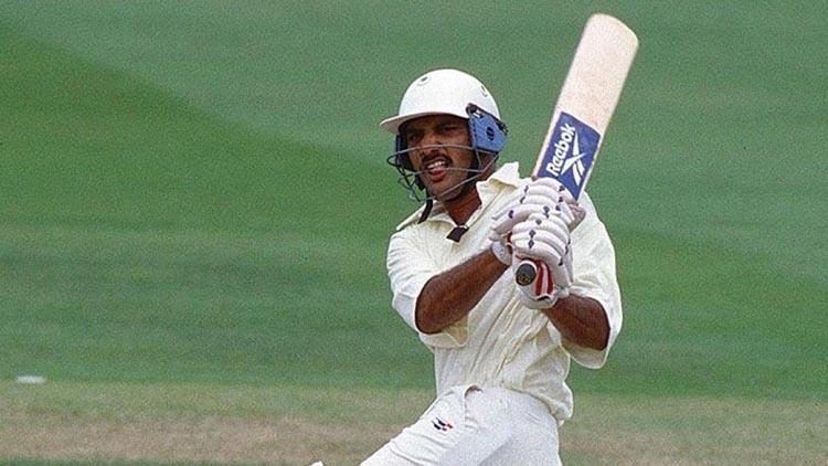 Md Azharuddin - Test Debut