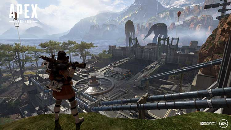 What is Apex Legends?