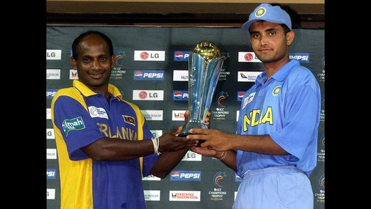 Cricket Facts – Which country did India share the 2002 ICC Champions Trophy with?