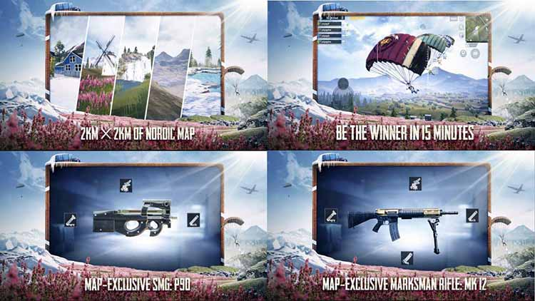 PUBG Mobile - Livik Map: All you need to know