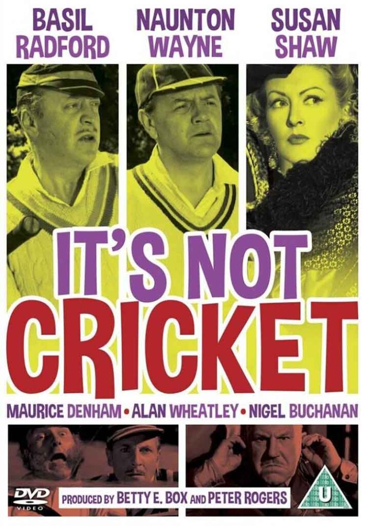 It's not cricket (1949)