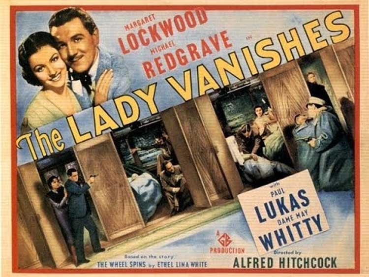 cricket movies  - The Lady Vanishes (1938)