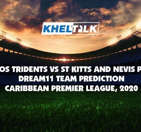 SKN vs BAR – Dream11 Team Prediction | Match Prediction | Pitch Report | Toss prediction – Caribbean Premier League 2020