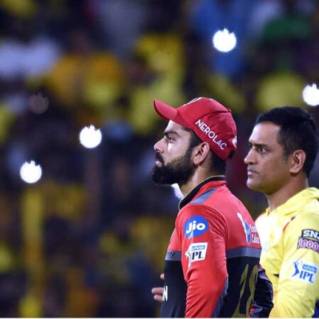 CSK vs RCB Head to Head Records in IPL History