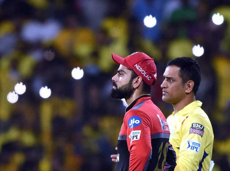 CSK vs RCB Head to Head Records in IPL History