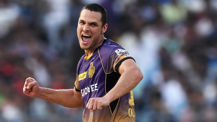 Nathan Coulter-Nile - Mumbai Indians - ₹8 Cr