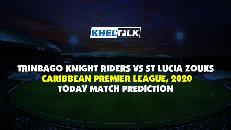 Today Match Prediction – SLZ vs TKR - CPL 2020 – 13th Match