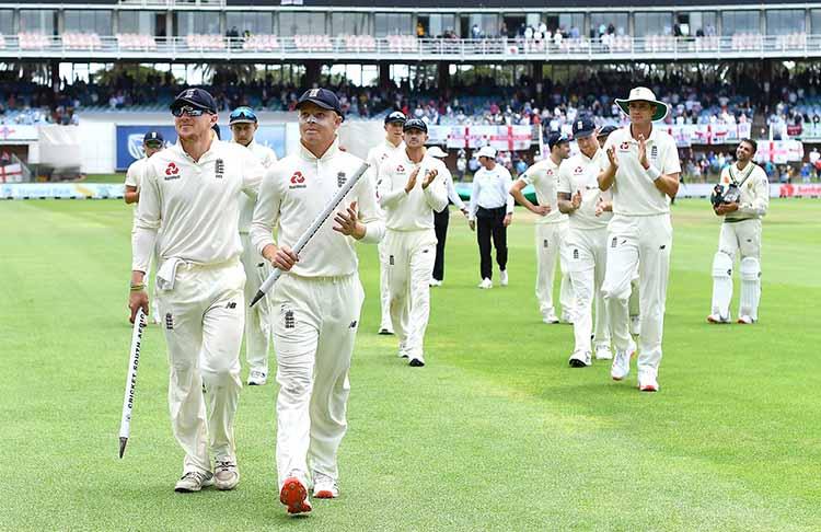 England has made a Great Comeback