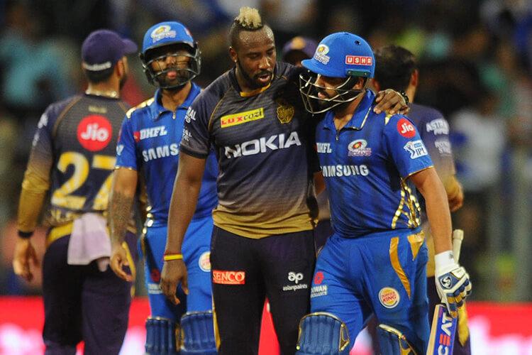 Head to Head Records Between Kolkata Knight Riders vs Mumbai Indians