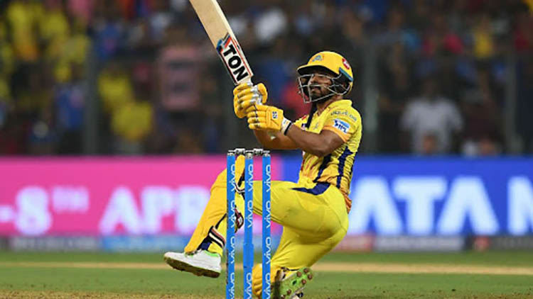 Kedar Jadhav - Chennai Super Kings - ₹7.80 Cr