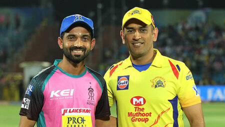 RR Vs CSK Head to Head Records in IPL History