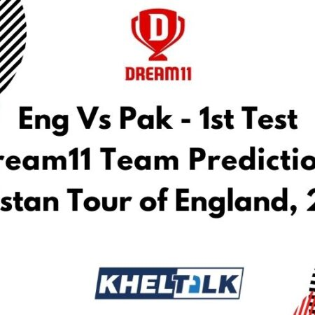 Eng Vs Pak – 1st Test – Dream11 team prediction today | Match Prediction | Pitch Report | Toss prediction – Pakistan Tour of England, 2020