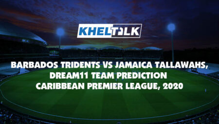 BAR vs JAM – Dream11 Team Prediction | Match Prediction | Pitch Report | Toss prediction – Caribbean Premier League 2020