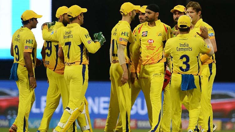 Head To Head Matches Between CSK and KXIP