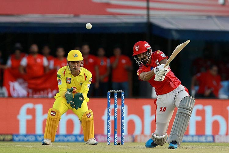Head to Head Records Between CSK & KXIP