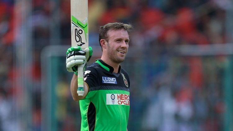 AB de Villiers: 129* vs GL, 2016