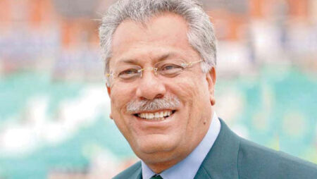 """Pakistani players should learn from Indian batsman like Rohit Sharma,"" Zaheer Abbas"