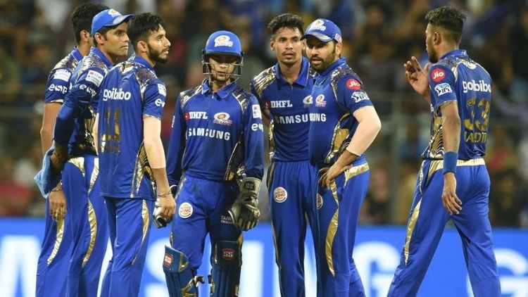 Mumbai Indians team 2020 players list