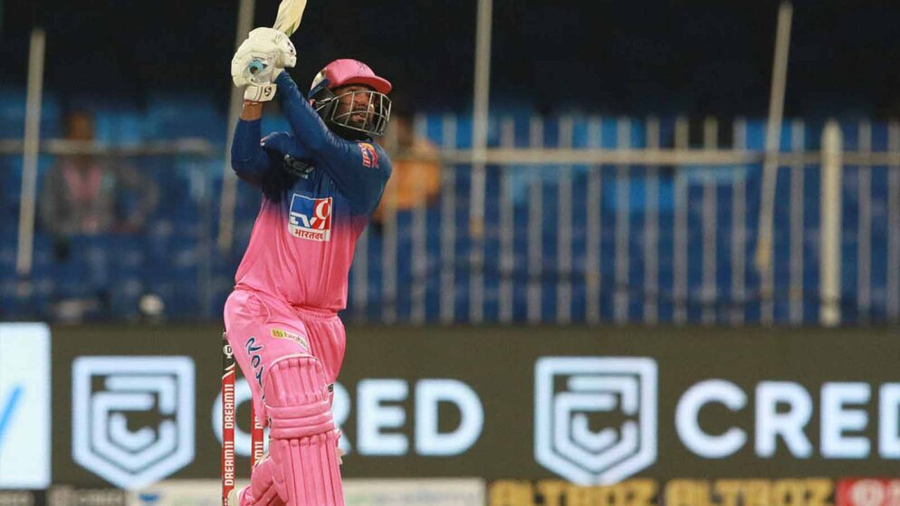 """""""I was looking for one big hit, one big over,""""– Rahul Tewatia on his fierce knock against KXIP"""