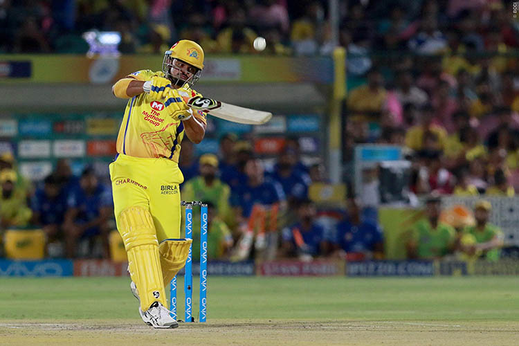England T20 batsman in line for Suresh Raina replacement for CSK