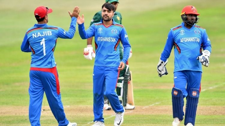 Rashid Khan looks optimistic about Afghanistan's maiden T20 World Cup title