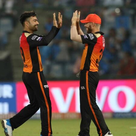 Rashid Khan reveals what David Warner told him during the game against Delhi Capitals
