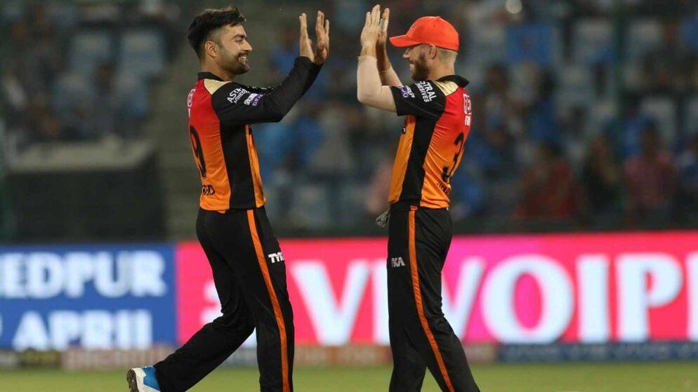 Rashid Khan reveals what David Warner told him during the game against Delhi Capitals