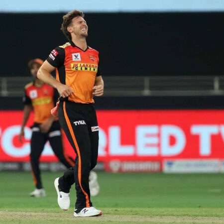 """Weird situation,""- Mitchell Marsh scan reports goes missing in UAE"