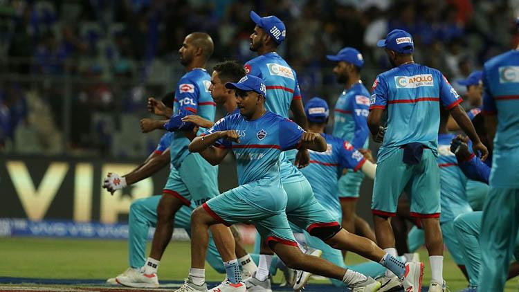 Delhi Capitals team 2020 players list
