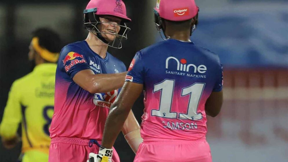 Rajasthan Royals defeats Chennai Super Kings by 16-runs in a one-sided affair