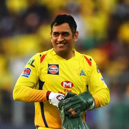"""Everyone is waiting for him,"" Sunil Gavaskar Eager to Watch MS Dhoni"